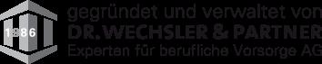 gegruendet und verwaltet von der Dr. Martin Wechsler AG